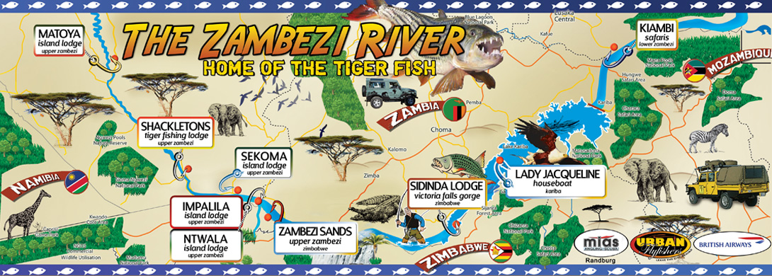 tiger fishing zambezi