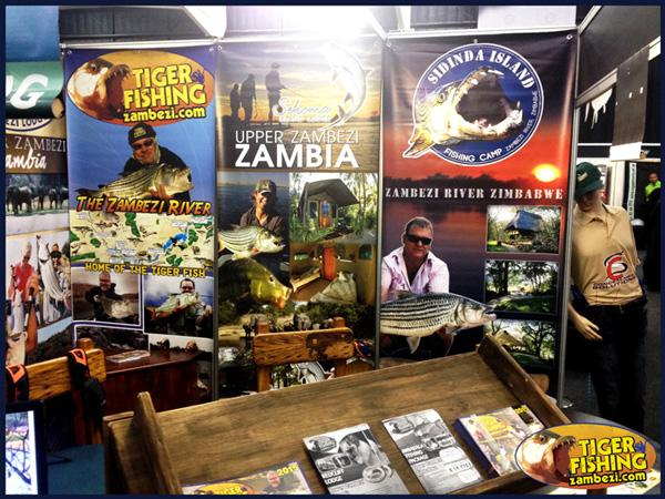 Huntex 2015 Exhibition Stand