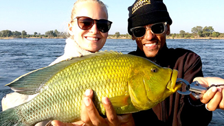Day Fishing Vic Falls