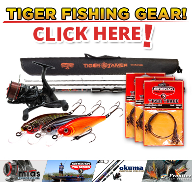 Tiger Fishing Zambezi Gear Page