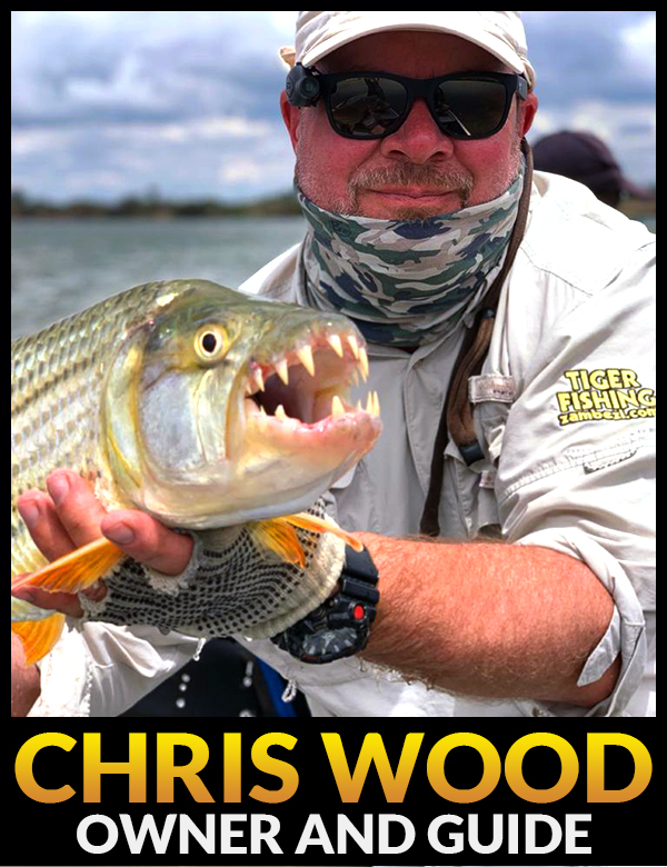 Chris Wood owner and guide
