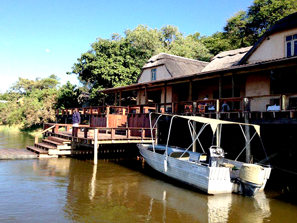 ROYAL ZAMBEZI LODGE-HIGHLY RECOMMENDED!
