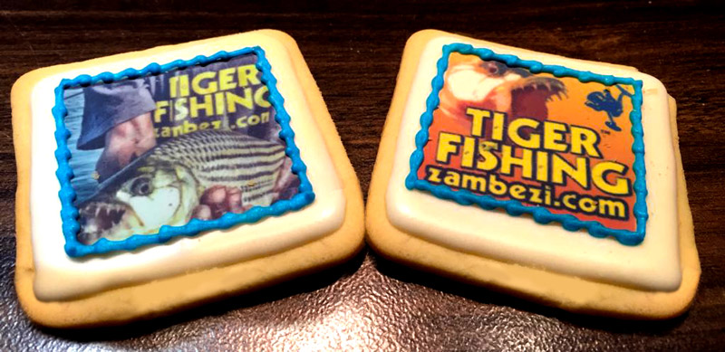 TigerFishingZambezi Biscuits