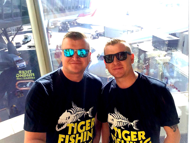 Tiger Buggers on Tour!