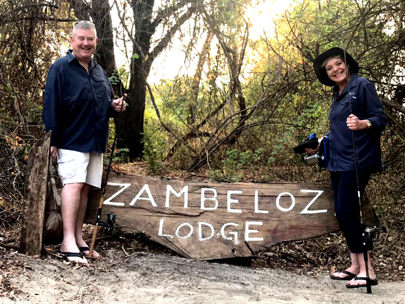 Zambelozi Island Lodge Clients