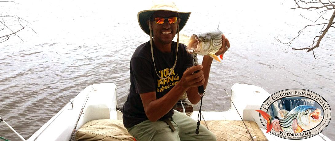 Tiger Fishing on the Zambezi with TigerFishingZambezi