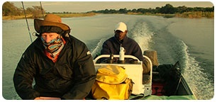 zambezi river fishing information