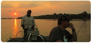 zambezi river fishing info